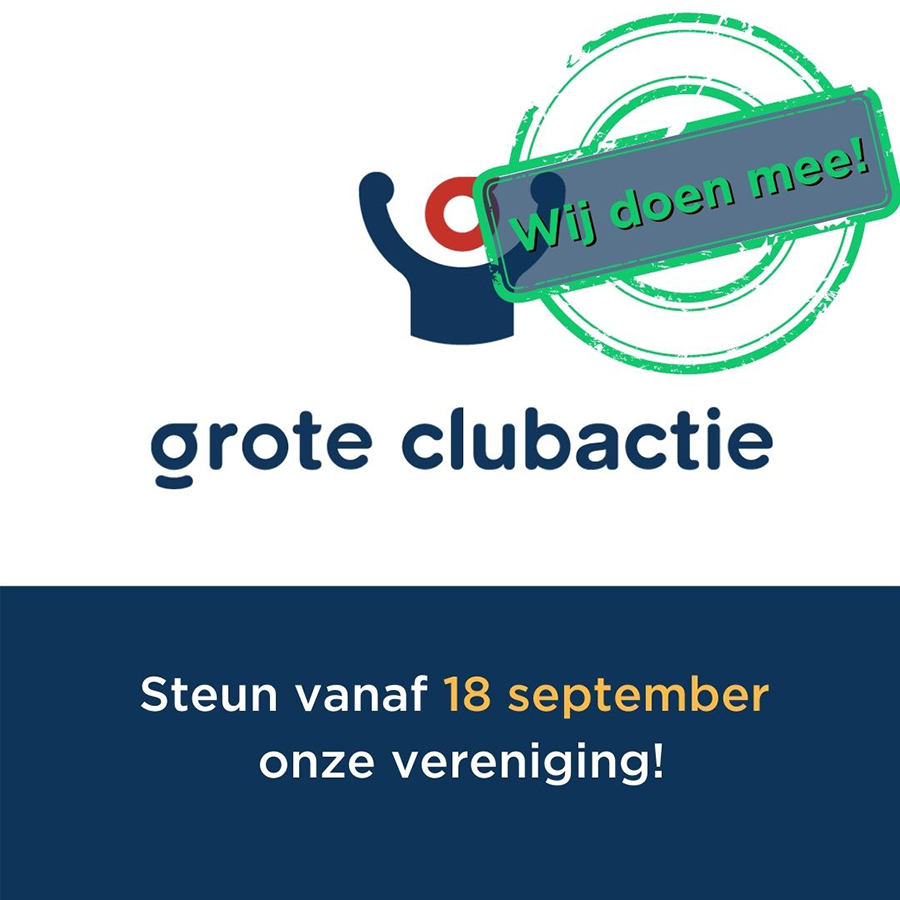 Steun CVV Berkel en koop loten Grote Club Actie